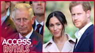 When Did Meghan Markle & Prince Harry Really Stop Getting Financial Support From Prince Charles