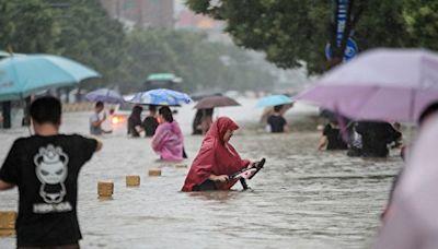 【內幕】7.20鄭州暴雨後民眾群起上訪投訴