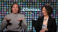 Laurie Metcalf, Sarah Gilbert on Chicago, Steppenwolf, 'The Connors'