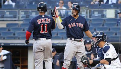MLB all-star vote: Red Sox Xander Bogaerts, Rafael Devers lead ballot