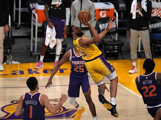 NBA/湖人提合格報價 霍頓-塔克成受限制自由球員