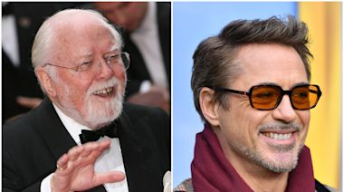 Richard Attenborough told Robert Downey Jr that Tom Cruise would have played Charlie Chaplin better than him