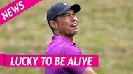 Tiger Woods Is Back Home, 'Getting Stronger' After Surgery Following Car Crash