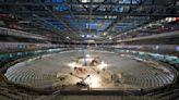 Islanders to open season with 13 road games before UBS debut