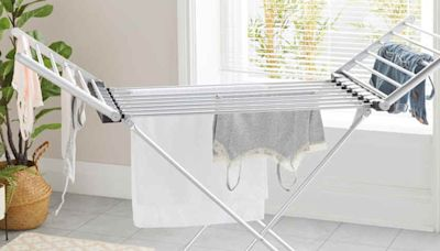 Aldi heated clothes airer 2021: When is it back in stock?