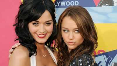 Are Katy Perry and Miley Cyrus Friends? From 'I Kissed a Girl' to 2020 Collaboration Rumors
