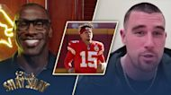 """Patrick Mahomes says """"It's time to get freaky"""" when he breaks the pocket 
