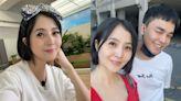 李亮瑾揭婚姻現況!跟張峰奇「沒再約會」紀念日老公睡超死