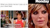 10 Funniest Lisa Rinna Memes From RHOBH