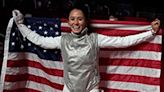 Lee Kiefer Becomes First American to Win Individual Foil