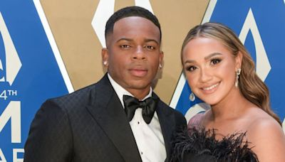 Jimmie Allen Opens Up About His Relationship With Wife Alexis Gale