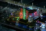 Santa Monica Pier closed for New Year's weekend
