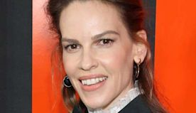 Hilary Swank: 'A trans actor would have been more right for Boys Don't Cry'