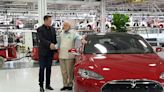 Musk flaunts possibility of Tesla producing cars in India while requesting tariff relief - EconoTimes