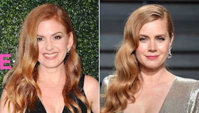 Isla Fisher Says She Hasn't Been Mistaken for Celeb Lookalike Amy Adams in 'a While,' Blames COVID