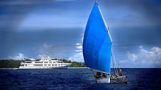 A voyage to Papua New Guinea with True North Adventure Cruises