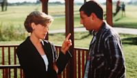 Julie Bowen Reveals Story Behind 'Insane' Happy Gilmore Poster Nolan Gould Gifted Her as Movie Turns 25
