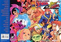 X-Men vs. Street Fighter   Street Fighter Wiki   Fandom