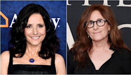 Julia Louis-Dreyfus to Star in Nicole Holofcener Comedy 'Beth and Don'