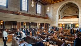 Nebraska advances new congressional map that could help GOP