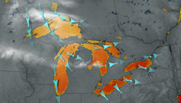 Waterspouts, lake-effect showers likely in Ontario as Great Lakes run a fever