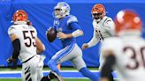 Lions coach not considering a change at quarterback — for now