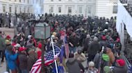 Black Americans react to the pro-Trump riot at the U.S. Capitol
