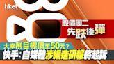 【快手股價】大摩削目標價至50元? 快手稱自媒體涉編造研報將起訴 - 香港經濟日報 - 即時新聞頻道 - 即市財經 - Hot Talk