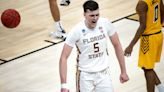 Detroit Pistons select Balsa Koprivica from FSU at No. 57 overall in 2021 NBA draft