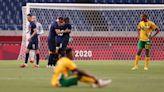 Gignac hat trick breaks South Africa hearts, Ivory Coast hold Brazil