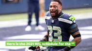 Seattle Seahawks 2021 NFL schedule