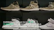 Save on designer brands at Shopbop