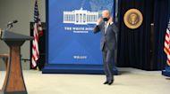 Biden says Hurricane Ida shows climate crisis real