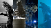 The Long History of Godzilla's Cinematic Looks