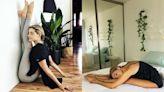 6組睡前運動練起來!瘦腿 提臀 瘦小腹的懶人健身 在家也能變瘦變美