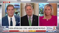 Sen. Kennedy blasts Biden for 'not telling the truth' about wanting to defund police