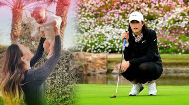 高爾夫球|「小魔女」魏聖美產後復出戰績不似預期 女兒成為新動力 | 蘋果日報