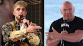 UFC chief Dana White responds to Jake Paul's claims over fighter pay