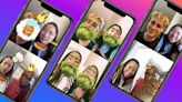 Facebook Messenger adds new AR experiences to make video calls more fun