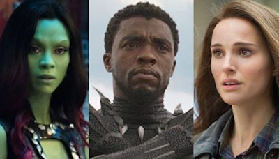 Disney has 15 more Marvel superhero movies in the works. Here they all are.