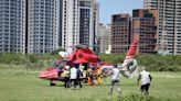 竹市民安7號演習登場 模擬最短時間排除災害