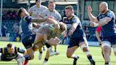 Sale survive scare after Worcester scrum-half Francois Hougaard scores hat-trick