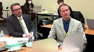 Tensions run high as jury decides Chauvin verdict