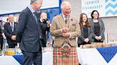 Prince Charles Rocks Traditional Kilt During Trip to Scotland