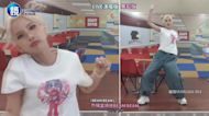 (G)I-DLE小娟開張「Windy漢堡店」 薇娟亂入合體興奮到模糊|鏡週刊 鏡娛樂即時