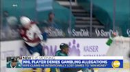 NHL star accused of betting on own games