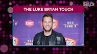 Luke Bryan Says He Plans to Give an 'Embarrassing' Gift to Newlyweds Blake Shelton and Gwen Stefani