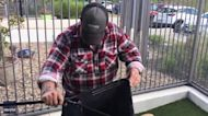 Snake Catcher Removes Venomous Snake From Childcare Playground in Canberra