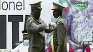 Mali coup leader Goita sworn in as president