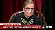 Justice Ruth Bader Ginsburg's death leaves vast legal legacy — and a crucial vacancy
